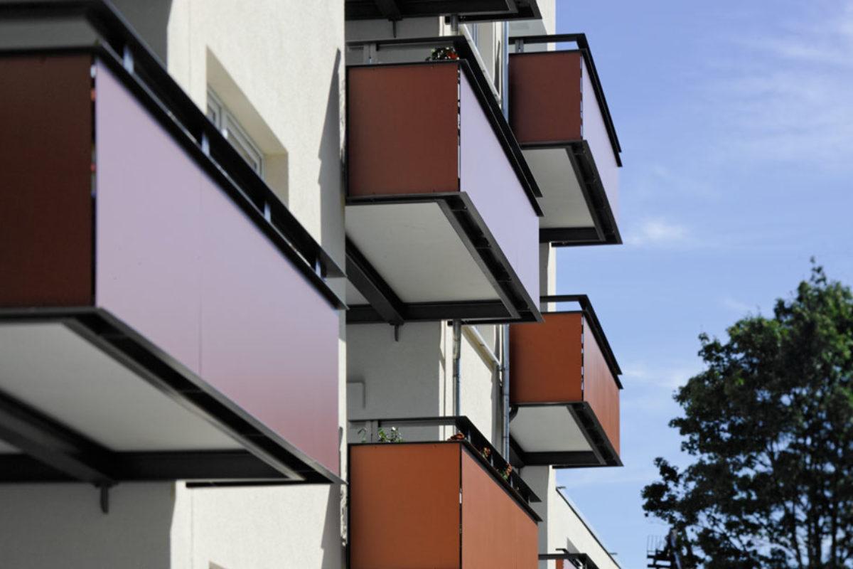 Mehrfamilienhäuser</br>Chrysanthemenweg