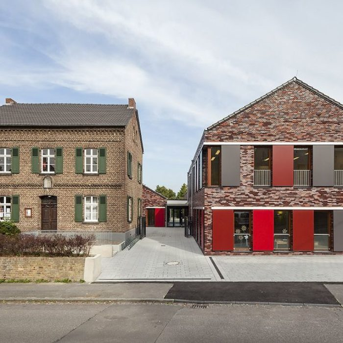 Kindertagesstätte</br>St. Walburga
