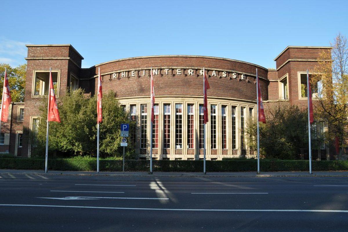 Rheinterrasse Düsseldorf