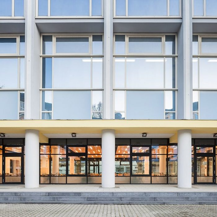 Mensa</br>Leibniz Gymnasium