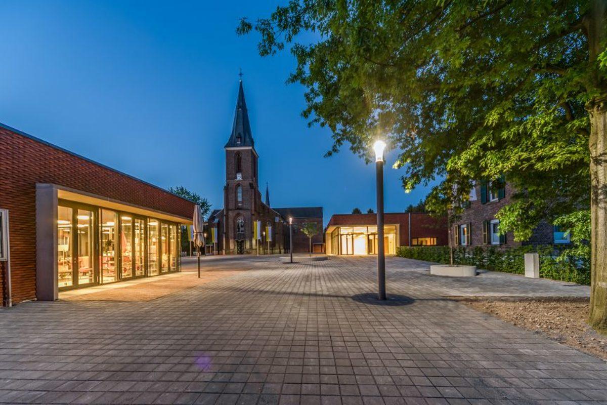 Pfarrheim</br>St. Johann Baptist